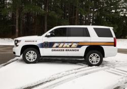 Drakes Branch Fire110