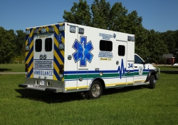 Emergency Vehicle Wraps