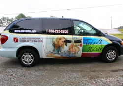 Vehicle Wrap110